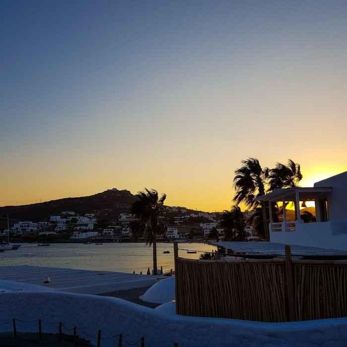 Ornos, Mykonos